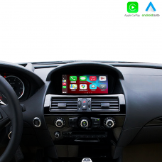 """BMW 6 Series E63 2009-2010 Wireless Carplay & Android Auto Interface for CIC 8.8"""" Screen"""