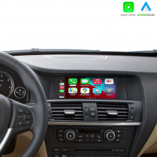 """BMW X3 Series F25 2010-2013 Wireless Carplay & Android Auto Interface for CIC 10.2"""" Screen"""