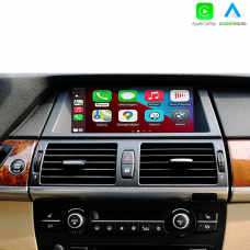 """BMW X5 Series E70 2006-2009 Wireless Carplay & Android Auto Interface for CCC 8.8"""" Screen"""