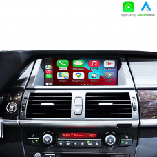 """BMW X5 Series E70 2009-2013 Wireless Carplay & Android Auto Interface for CIC 8.8"""" Screen"""