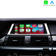 """BMW X6 Series E71 2009-2014 Wireless Carplay & Android Auto Interface for CIC 8.8"""" Screen"""