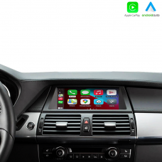 """BMW 5 Series F10 2010-2012 Wireless Carplay & Android Auto Interface for CIC 10.2"""" Screen"""