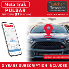 Meta Trak Pulsar S7 Insurance Approved Tracker Fully Fitted