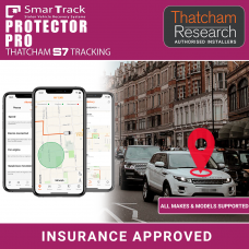 Smartrack Protector Pro S7/CAT6 Thatcham Insurance Approved Tracker Fully Fitted