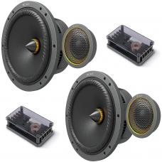 "Sony Mobile ES XS-162ES 6.5"" (17cm) Component Speaker Kit"