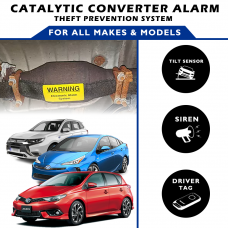 Catalytic Converter Theft Protection Alarm Fully Fitted