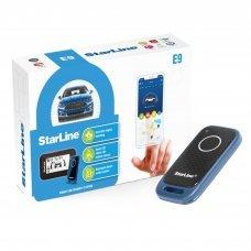 StarLine E9 Car & Van Alarm Including Tilt, Shock and Motion Sensors Fully Fitted