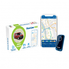 StarLine M66 Smart Tracking Security System Fully Fitted