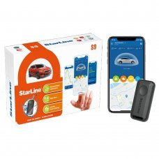 StarLine S9 Car & Van Alarm Including Tilt, Shock, Motion Sensors, Phone alerts and 3G Tracking Fully Fitted