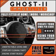 Autowatch Ghost 2 Immobiliser - Mobile Installation FREE £25 Amazon Voucher