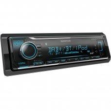 Kenwood KMM BT504DAB Digital Media Receiver with Built-in Bluetooth & DAB+ Radio Car Stereo