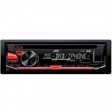 JVC KD DB67 CD MP3 USB Stereo DAB Digital Radio iPhone Android Car Stereo