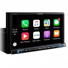 "Alpine ILX-702D 7"" Digital Screen Bluetooh Apple CarPlay/Android Auto"
