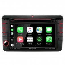 Kenwood DNX 518VDABS VW Upgrade Apple CarPlay/Android Auto Bluetooth GPS Screen