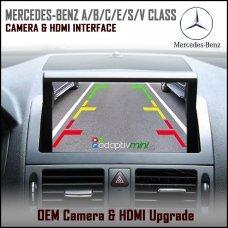 Adaptiv Mini ADVM-MB2 Mercedes Benz A/B/C/E/S/V Class Factory OEM Screen HDMI/Front & Rear Camera Upgrade