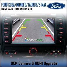 Adaptiv Mini ADVM-FD1 Ford Kuga/Mondeo/Taurus/S-Max 2017> with Sync 3 Factory OEM Screen HDMI/Front & Rear Camera Upgrade