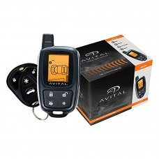 Avital 3305L Two Way LCD Alarm Security